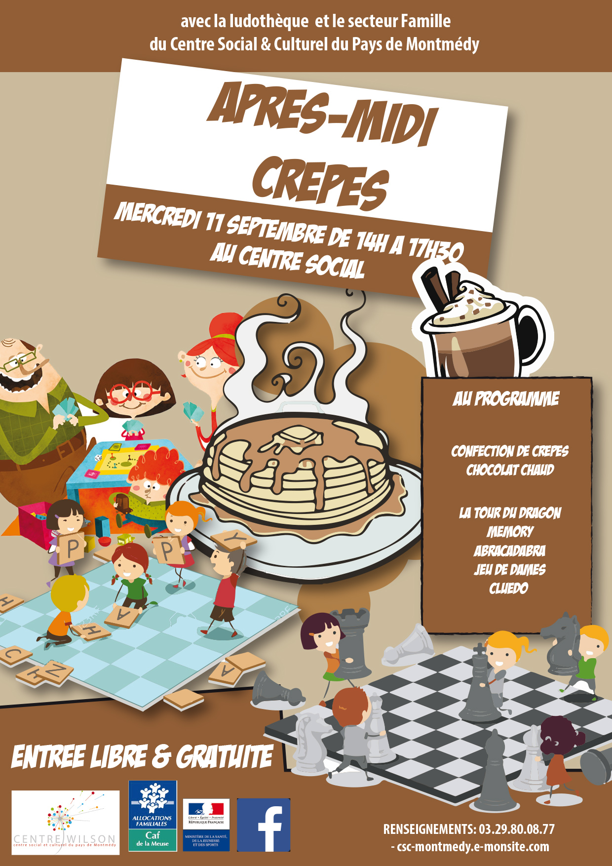 A m crepes 11 sept