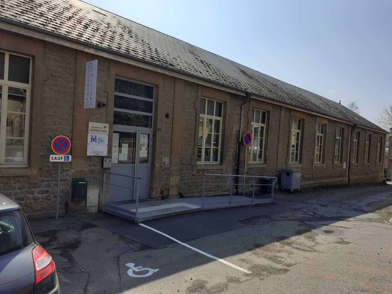 Centre Social et Culturel du Pays de Montmédy